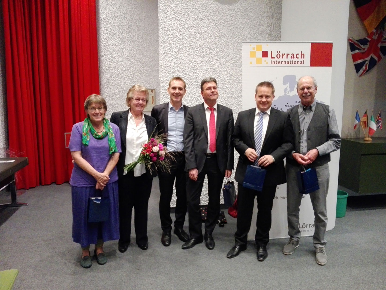 Begegnungen fördern – Europa stärken - meinWiesental.de / Kommunales