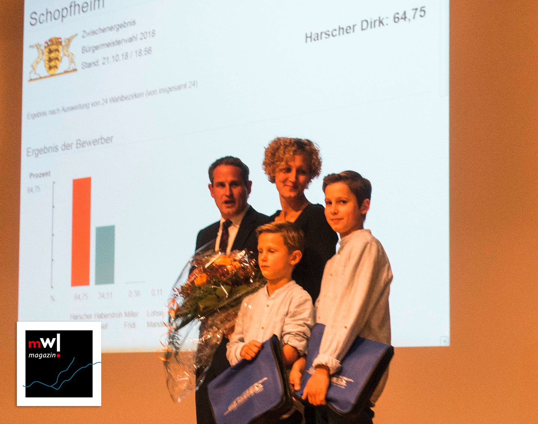 Dirk Harscher wird neuer Bürgermeister - meinWiesental.de / News