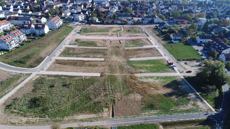 Vergabe der städtischen Baugrundstücke im Baugebiet Belist in Lörrach-Haagen nahezu abgeschlossen - meinwiesental.de