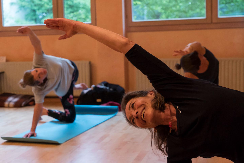 Workshop zur Stärkung der inneren Balance / Foto: Herbert Weniger - meinWiesental.de