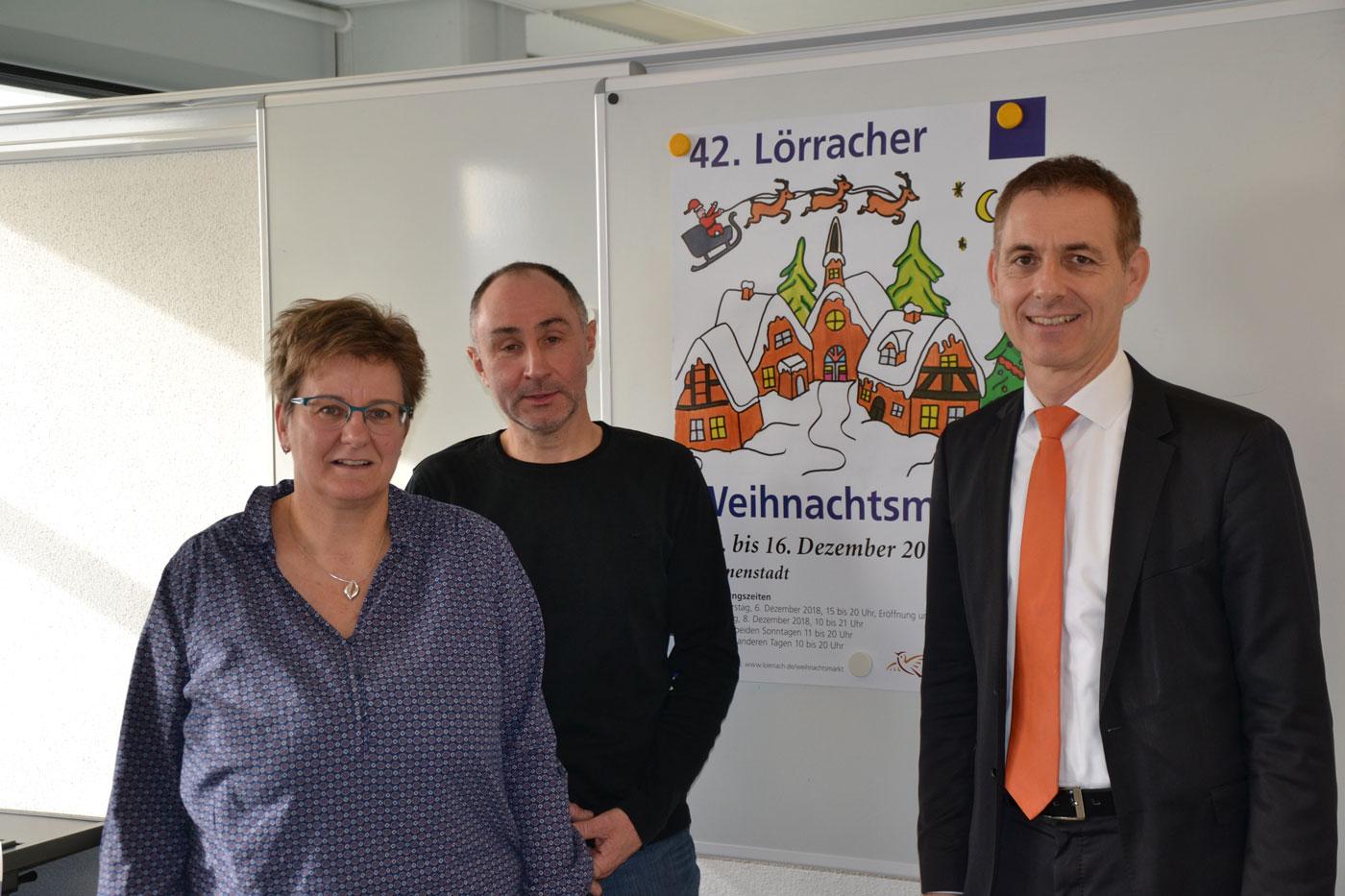 42. Weihnachtsmarkt in Lörrach - meinWiesental.de