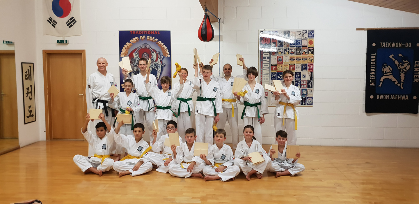 Taekwon-Do Center Dreiländereck -Vereinsmitteilungen / Sport - meinWiesental.de