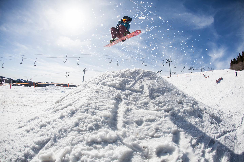 Snowpark Feldberg bleibt dank regionaler Sponsoren erhalten - meinWiesental.de