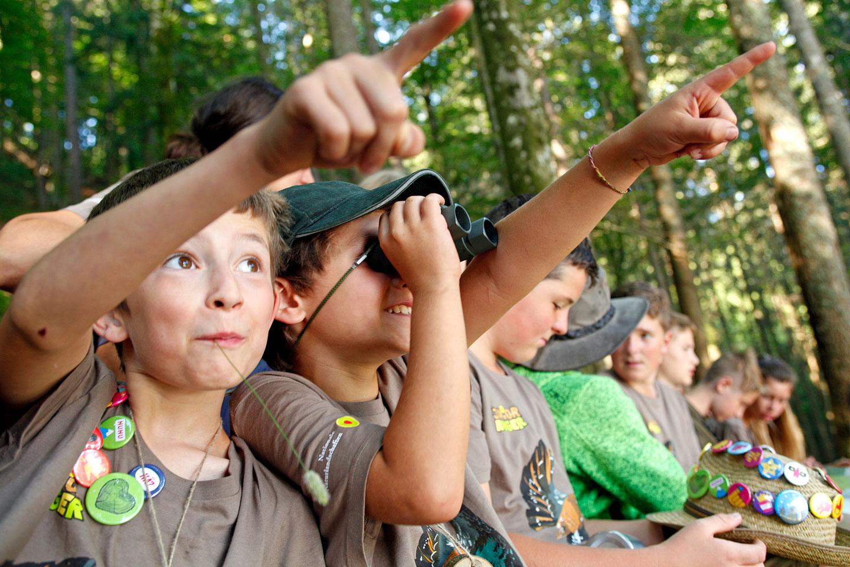 Zweite Junior Ranger Gruppe startet im Februar / Teilnehmen können Kinder von acht bis 13 Jahren
