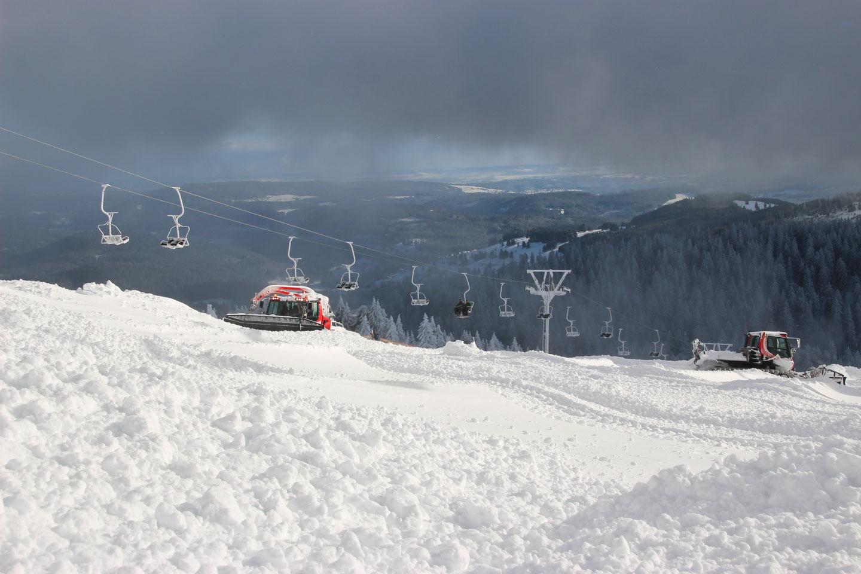 Grünes Licht für den FIS Snowboard Cross Weltcup am Feldberg